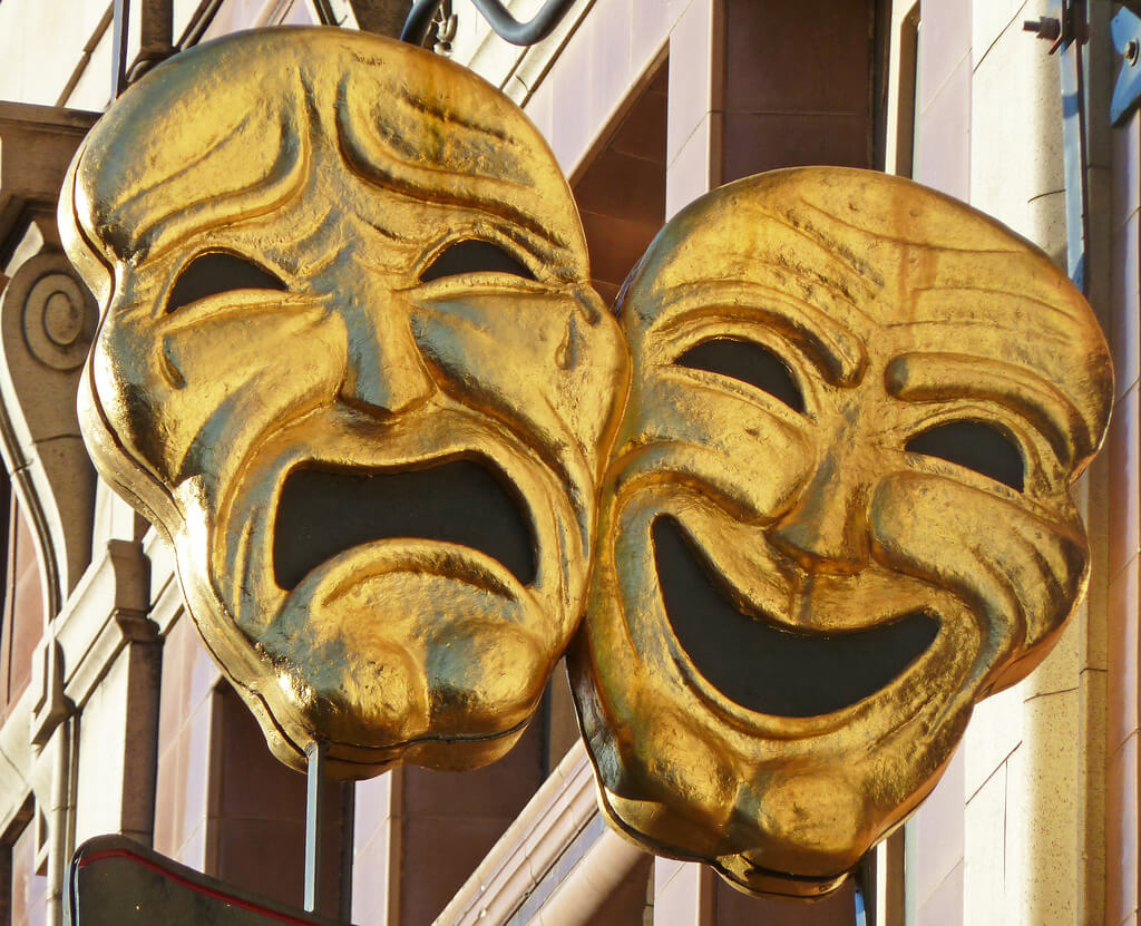 Picture of Comedy Masks